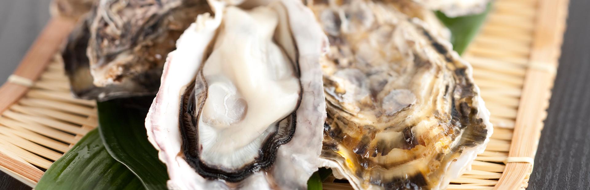 焼き牡蠣 富士丸